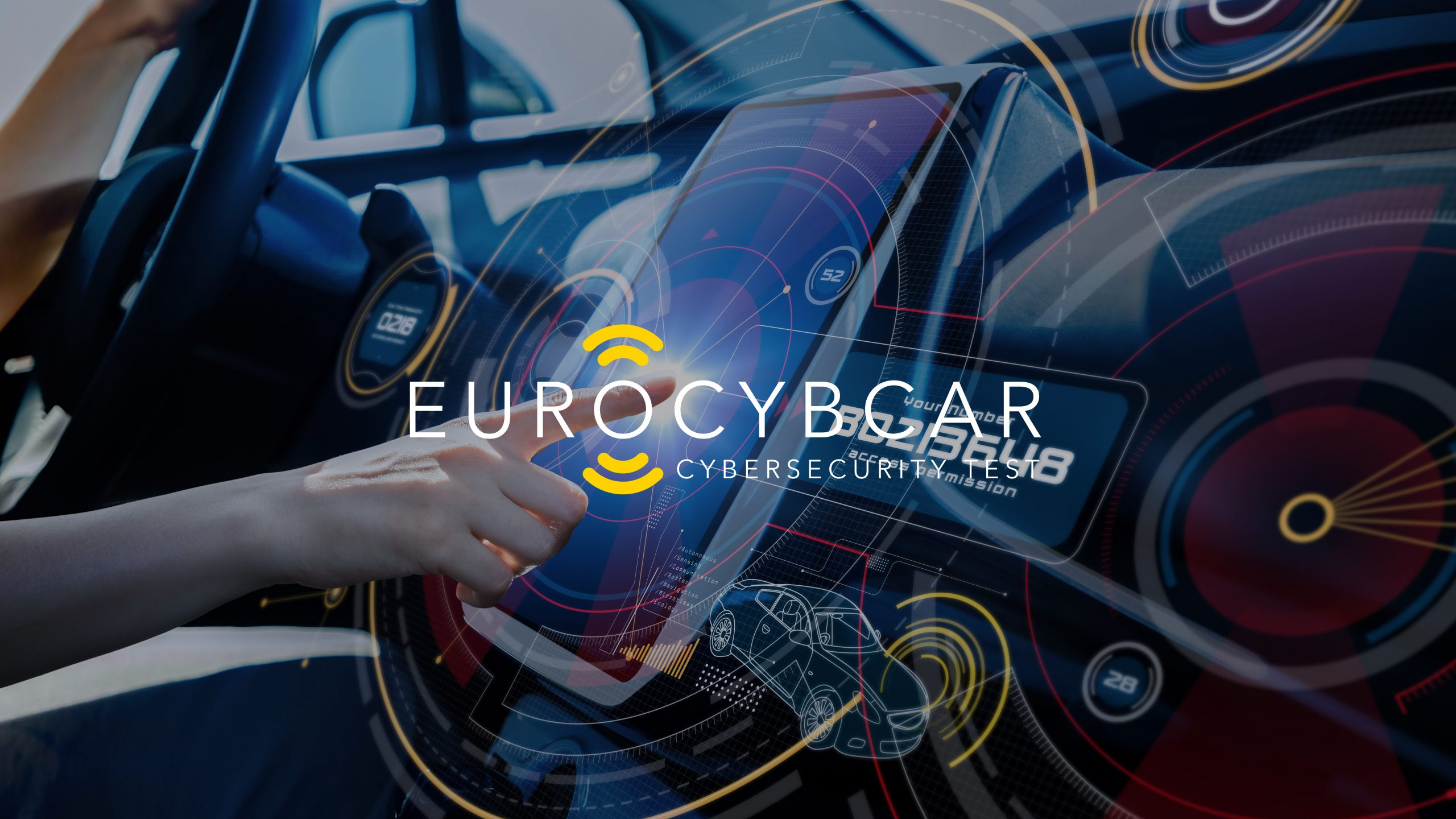 Imagen logotipo de EUROCYBCAR
