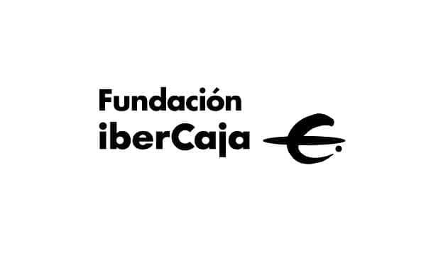 Logo fundación Ibercaja
